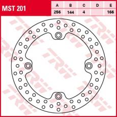 Bremsscheibe MST201