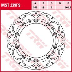 Bremsscheibe MST239FS