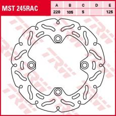 Bremsscheibe MST245RAC