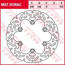 Bremsscheibe MST247RAC