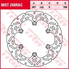 Bremsscheibe MST248RAC