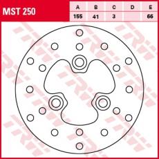 Bremsscheibe MST250