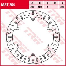 Bremsscheibe MST264