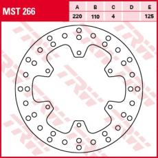 Bremsscheibe MST266