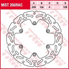 Bremsscheibe MST266RAC