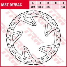 Bremsscheibe MST267RAC