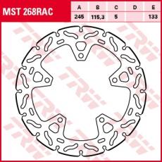 Bremsscheibe MST268RAC