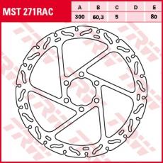 Bremsscheibe MST271RAC
