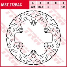 Bremsscheibe MST272RAC