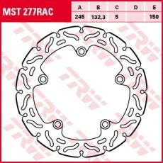 Bremsscheibe MST277RAC
