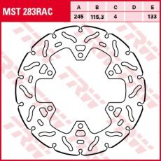Bremsscheibe MST283RAC