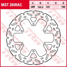 Bremsscheibe MST284RAC