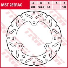 Bremsscheibe MST285RAC