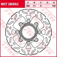 Bremsscheibe MST286RAC