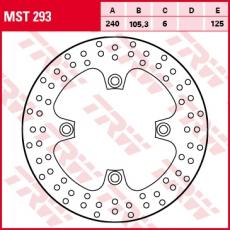 Bremsscheibe MST293