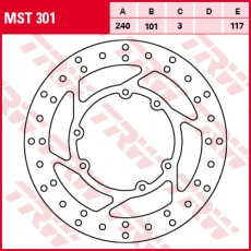 Bremsscheibe MST301