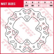Bremsscheibe MST302EC
