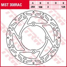 Bremsscheibe MST308RAC