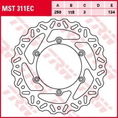 Bremsscheibe MST311EC