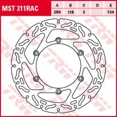 Bremsscheibe MST311RAC