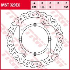 Bremsscheibe MST320EC