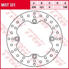 Bremsscheibe MST321