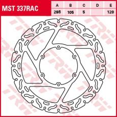 Bremsscheibe MST337RAC