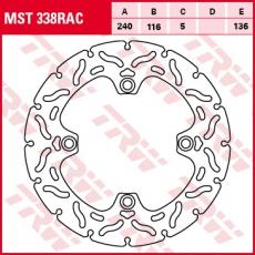 Bremsscheibe MST338RAC