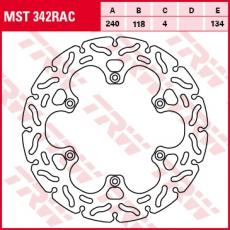 Bremsscheibe MST342RAC