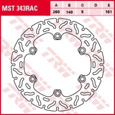 Bremsscheibe MST343RAC