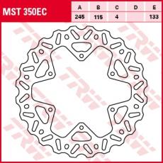 Bremsscheibe MST350EC