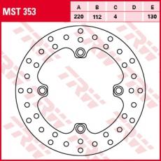 Bremsscheibe MST353