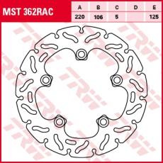Bremsscheibe MST362RAC
