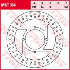 Bremsscheibe MST364