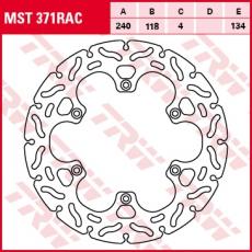 Bremsscheibe MST371RAC