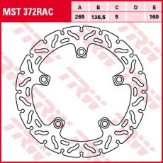 Bremsscheibe MST372RAC