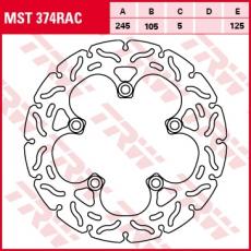 Bremsscheibe MST374RAC