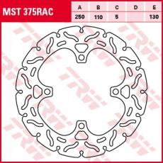 Bremsscheibe MST375RAC