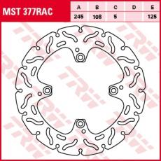 Bremsscheibe MST377RAC