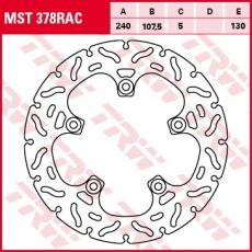 Bremsscheibe MST378RAC