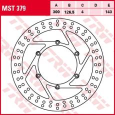 Bremsscheibe MST379