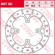 Bremsscheibe MST382