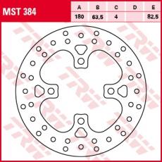 Bremsscheibe MST384