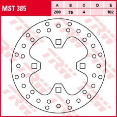 Bremsscheibe MST385
