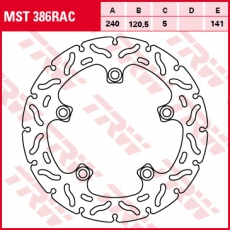Bremsscheibe MST386RAC