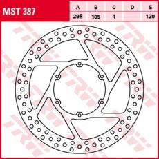 Bremsscheibe MST387
