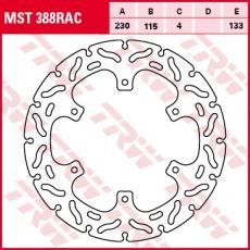 Bremsscheibe MST388RAC