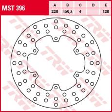 Bremsscheibe MST396