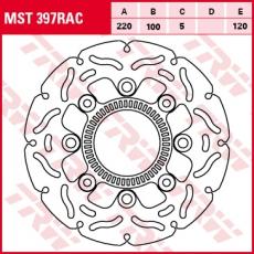 Bremsscheibe MST397RAC
