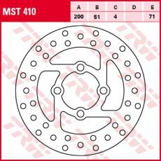 Bremsscheibe MST410